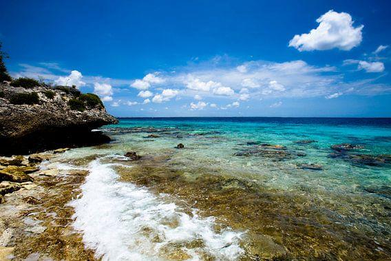 Bonaire Strand van Paul Piebinga