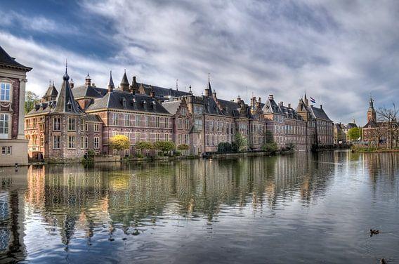 Binnenhof in Den Haag