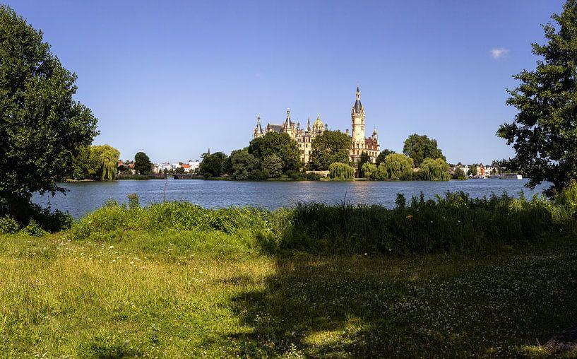Château de Schwerin sur Frank Herrmann