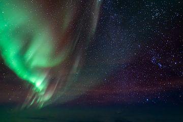 Nordlicht über Kanada von Visual Approach