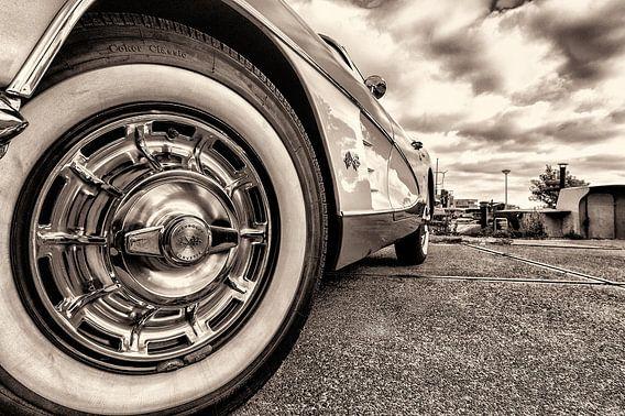 1959 Chevrolet Corvette Velg van Wim Slootweg
