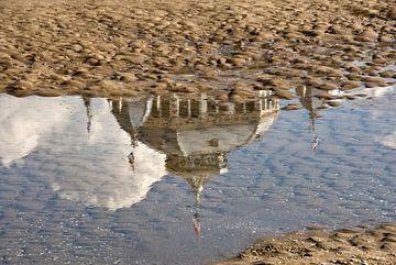 Reflectie Kurhaus Scheveningen van Jacintha Van beveren