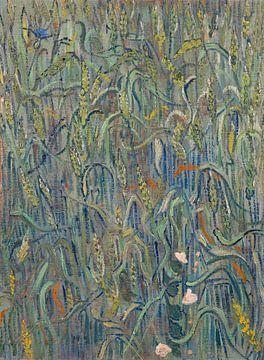 Weizenhalme, Vincent van Gogh
