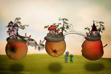 Die Umsiedlung der Ameisen von Rudy & Gisela Schlechter