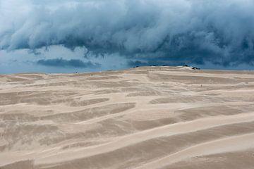 Onrust aan de kust van Leendert Noordzij Photography