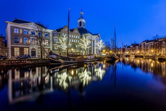 Lange haven. Schiedam van B Tindal