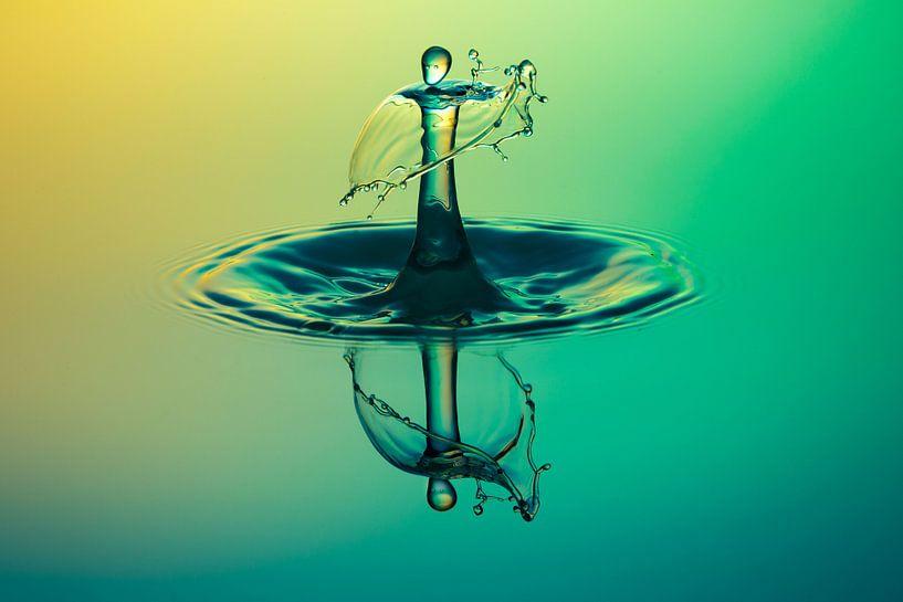 WATERDRUPPEL van KUNST ART