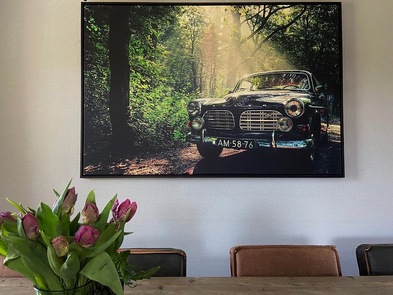 Klantfoto: Volvo Amazon  van Remy De Milde