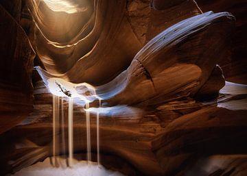 Antelope Waterfall, Juan Pablo de van 1x