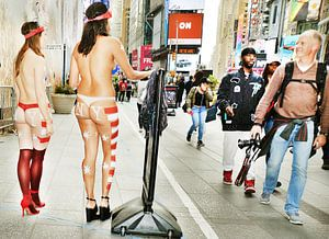 New York City van bob brunschot