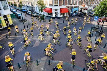 Weimarstraat Tour de France van Alex Schröder