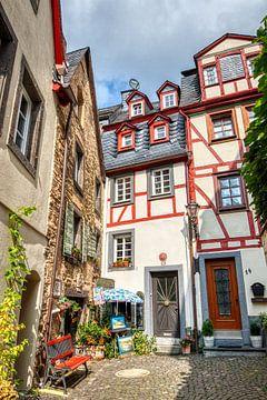 Beilstein een schattig dorpje in de Moezel van W J Kok