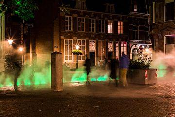 Utrecht Domplein von Marjan Versluijs