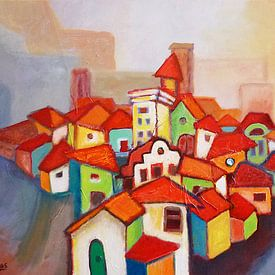 Het dorp van Lorette Kos