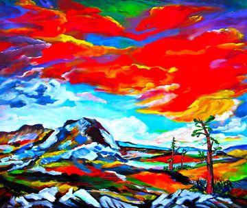 Day Dream van Eberhard Schmidt-Dranske