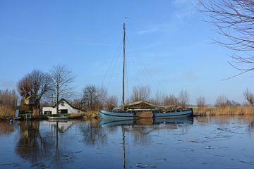 Boot  von Anita van der Wiel