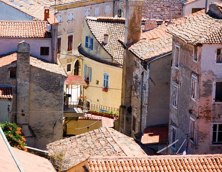 Italiaanse huizen sur Jim van Iterson