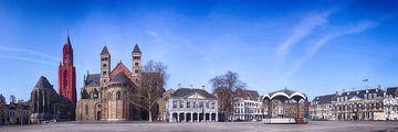 Vrijthof Maastricht von Pascal Lemlijn