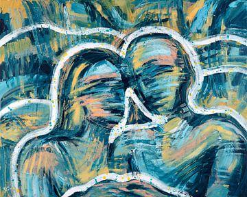 Togetherness van ART Eva Maria