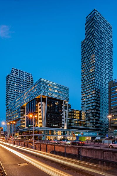 Nieuw Babylon, Den Haag van John Verbruggen
