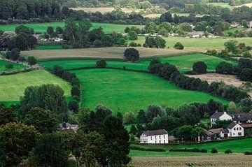 Uitzicht Eperheide, Limburg van Ruud Dumas