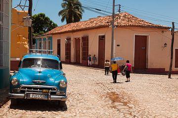 Cuba Oldtimer 05 von Arjan Benders