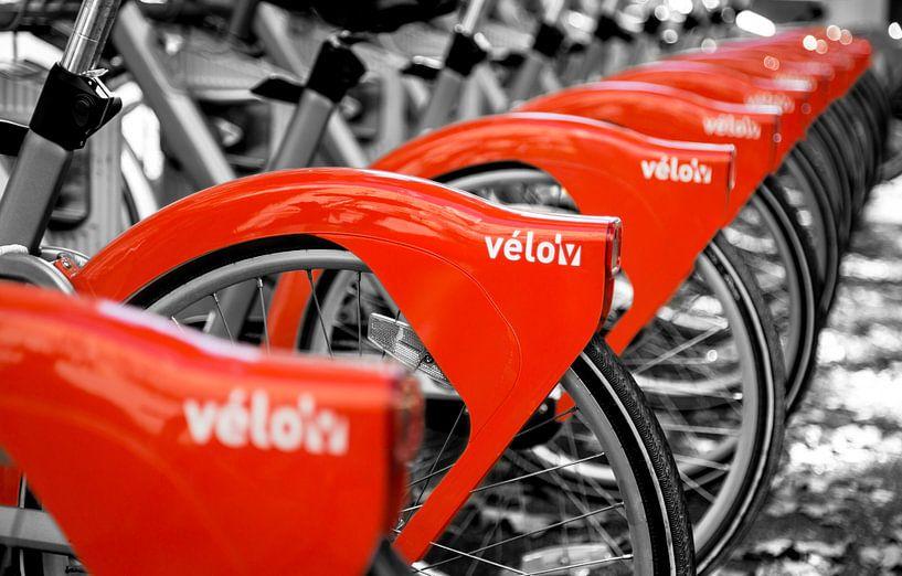 Vélo'v van Sander van der Werf