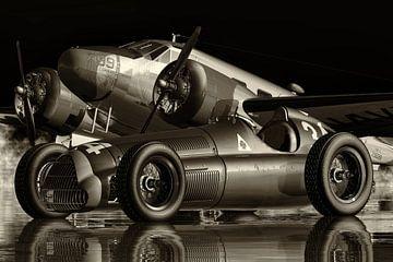 Alfa Romeo 158 Ein echter Sportwagen