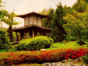 Japanischer Garten von Gabi Siebenhühner