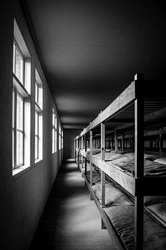 Baracken im NM-Lager Vught von Lieke Doorenbosch