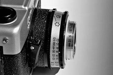 oude camera van Heiko Kueverling