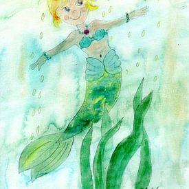Die kleine Meerjungfrau von Sandra Steinke