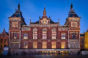 Amsterdam Centraal von Bart Hendrix