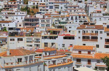 Mijas urbanizacione, Zuid Spanje van Tony Unitly