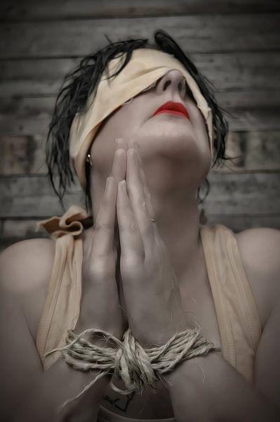 """praying"" van Pascal Engelbarts"