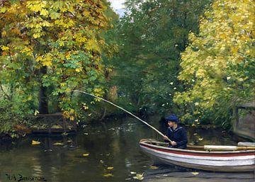 Fischerjunge, HANS ANDERSEN BRENDEKILDE, 1880 von Atelier Liesjes