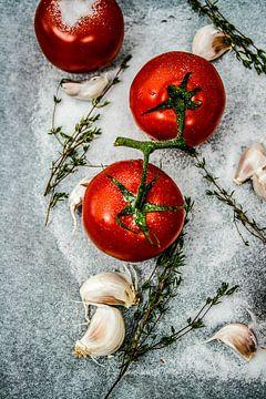 Tomaten van