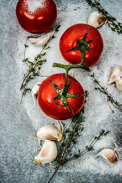 Tomaten van Nina van der Kleij