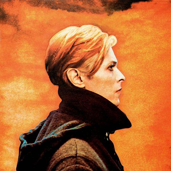 David Bowie  Low von Marieke de Koning