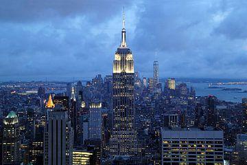 Empire State Building New York van Patrick Lohmüller