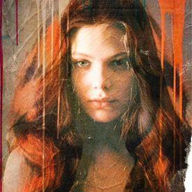 Ornella Muti - Devilish - Collage van Felix von Altersheim