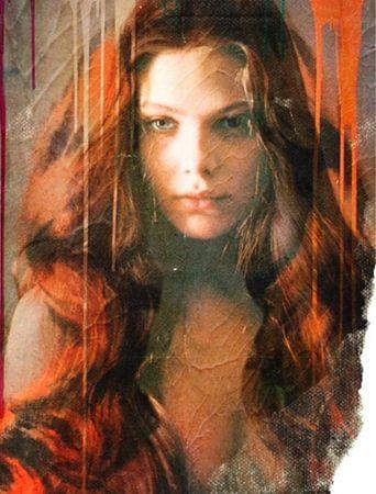 Ornella Muti - Devilish - Collage