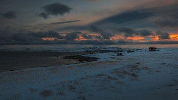 Noordkaap landschap von Andy Troy