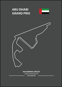 ABU DHABI GRAND PRIX | Formula 1 van Niels Jaeqx