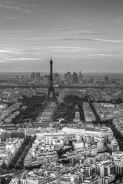 Eiffeltoren van Saskia Hoks