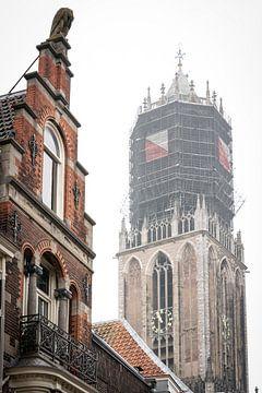 Tour Dom Utrecht sur Robert van Walsem