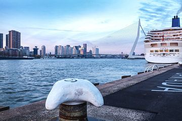 Rotterdam aan de Maas van Pixel Meeting Point