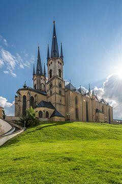 EGER Kirche St. Nikolaus von Melanie Viola