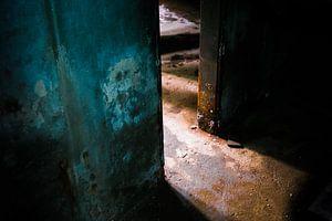 geöffnete Tür von elwin flik