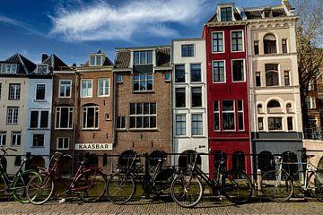 Oudegracht Utrecht von Peter Bontan Fotografie